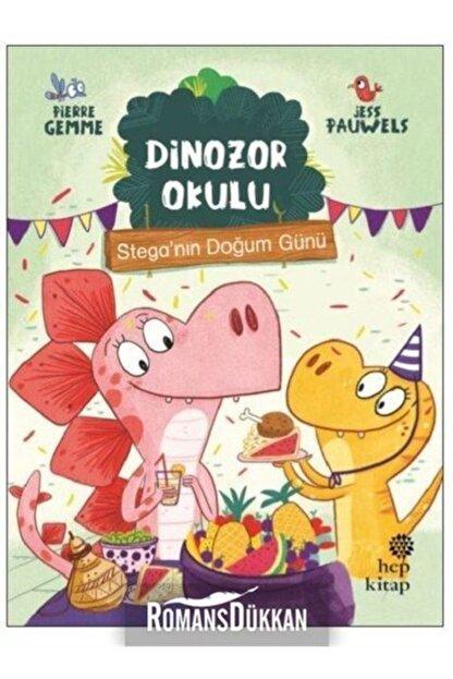 Hep Kitap Dinozor Okulu-stega'nın Doğum Günü