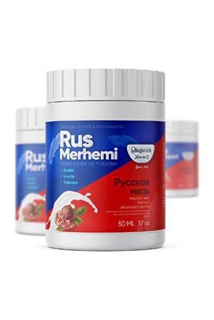 Olegovic Medicine Rus Merhemi 50 Ml - Tüy Dökücü Krem ( 2 Adet )