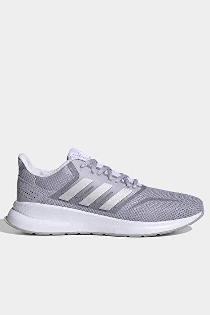 adidas Runfalcon Kadın Yürüyüş Koşu Ayakkabı Fw5160grı
