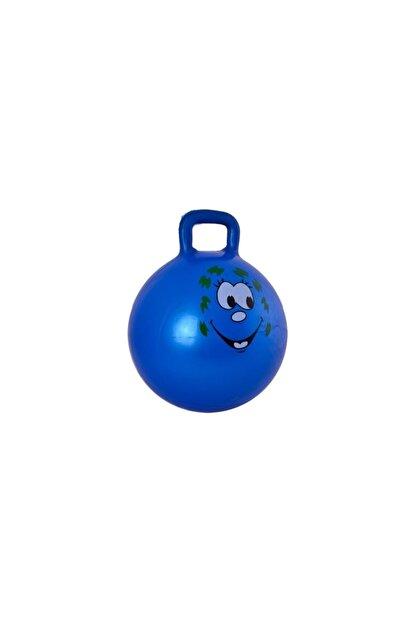 MORİ AVM Zıp Zıp Top Kulplu Çocuk Oyuncak Pilates Topu Zıpzıp Plates Topu