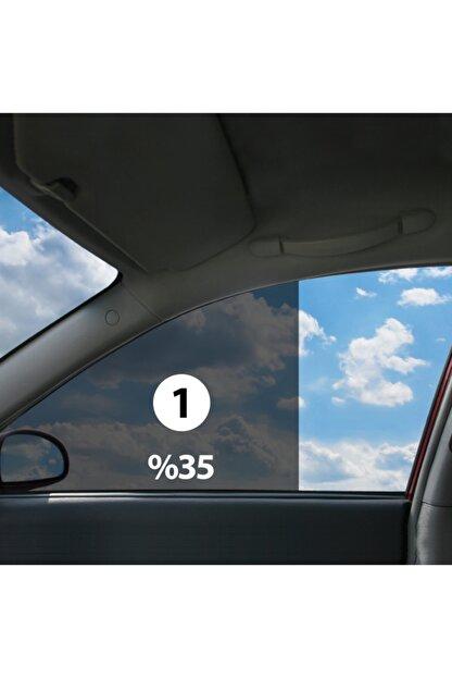 Numgard Oto Cam Filmi Çizilmez 1. Kalite 50 Cm X 6 Metre %35 Koyuluk 1 Numara Açık Ton