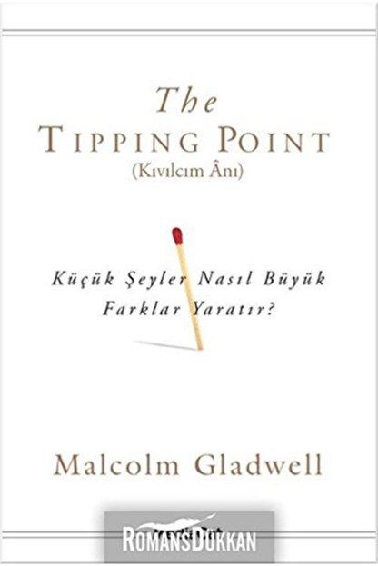 MediaCat Kitapları The Tipping Point Kıvılcım Anı
