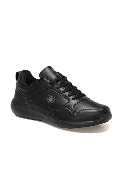 Lumberjack FARGO PU 9PR Siyah Erkek Sneaker Ayakkabı 100427701