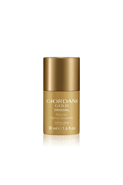 Oriflame Giordani Gold Original Parfümlü Kadın Roll-on Deodorant 50ml
