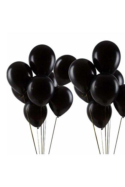 Magic Hobby Siyah Renk Balon 50 Adet ( 50'li Paket)