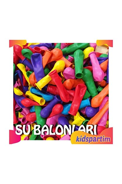 kidspartim Su Balonu Karışık Renkli