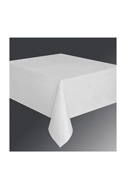 crv Beyaz Renk Masa Örtüsü 1 Adet