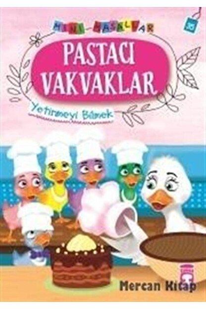Timaş Çocuk Yayınları Pastacı Vakvaklar - Mini Masallar 4 (35)