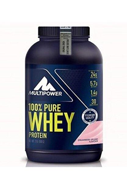 Multipower %100 Pure Whey Protein 900 Gr - Çilek