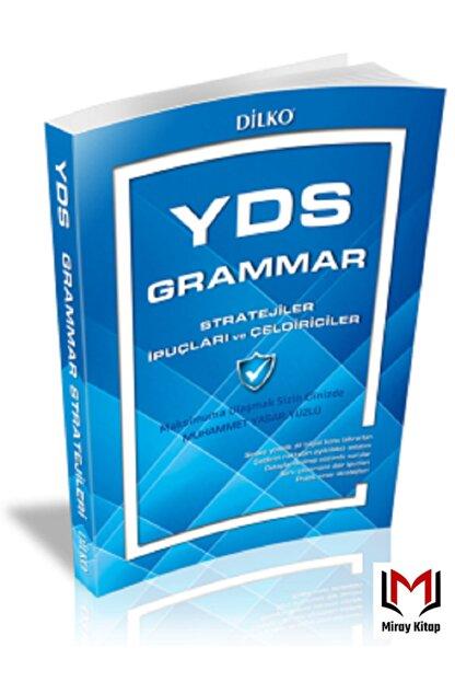 Dilko Yayıncılık Yds Grammar Stratejiler Ipuçları Ve Çeldiriciler