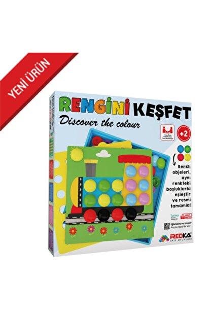 Redka Rengini Keşfet Eğitici Oyun +2