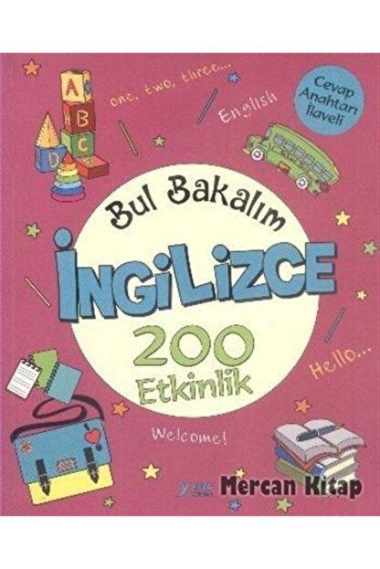Yuva Yayınları Bul Bakalım Ingilizce 200 Etkinlik