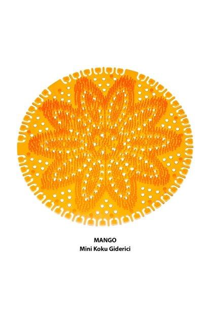 Rulopak Mini Lavabo - Pisuvar Süzgeci Koku Giderici 5 Adet Mango
