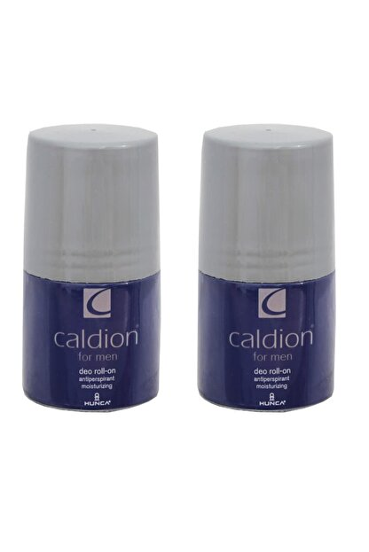 Caldion Erkek Roll-on 50ml. X 2 Adet