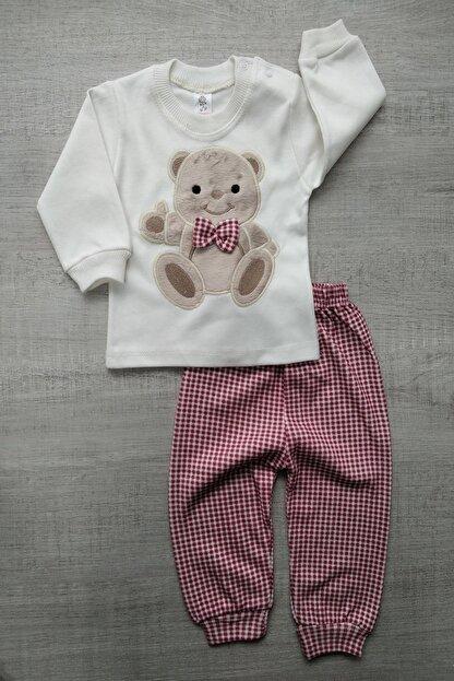 Bebek Exclusive Ayıcıklı Bebek 2li Takım