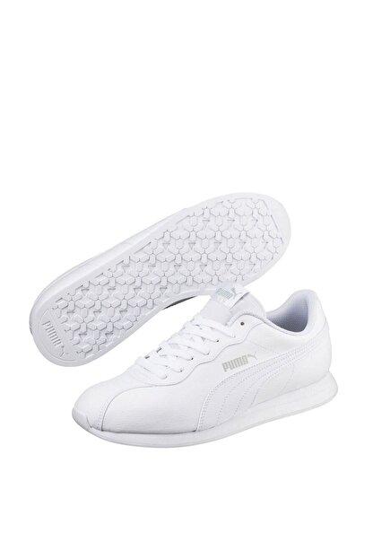 Puma TURIN II Beyaz Erkek Sneaker Ayakkabı 100352193
