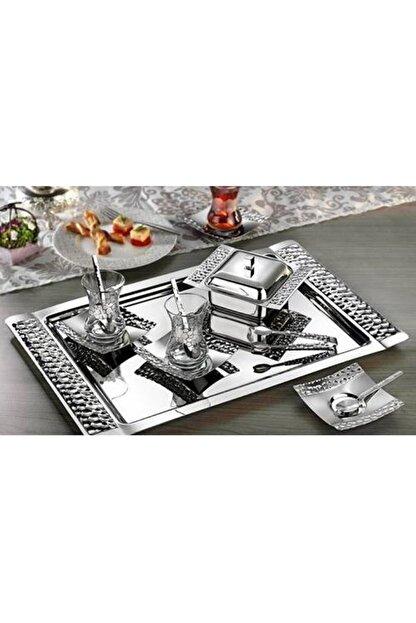 İslamoğlu Çay Set 40 Prç Petek