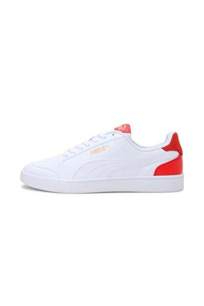 Puma SHUFFLE Beyaz Erkek Sneaker Ayakkabı 101085433