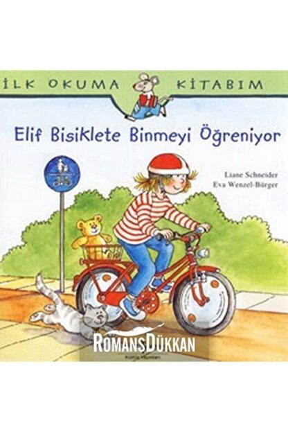 İş Bankası Kültür Yayınları Işbankası  Elif Bisiklete Binmeyi Öğreniyor