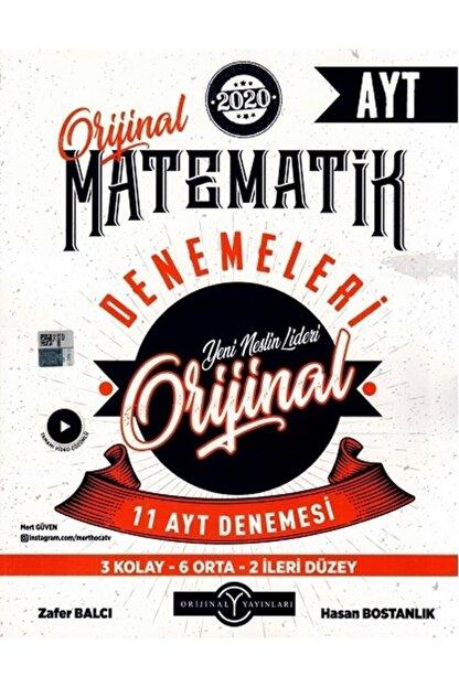 orjinal yayınları Ayt Orijinal Matematik 11 Li Denemeleri Orijinal Yayınları