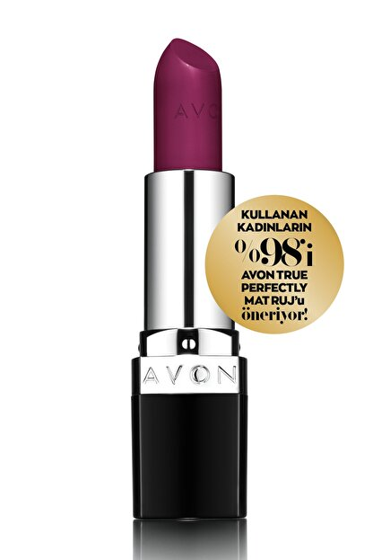 Avon True Perfectly Mat Ruj - Superb Wine