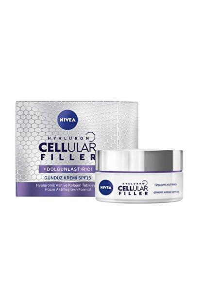 Nivea Hyaluron Cellular Fıller + Dolgunlaştırıcı Yaşlanma Karşıtı Gündüz Kremi 50 ml