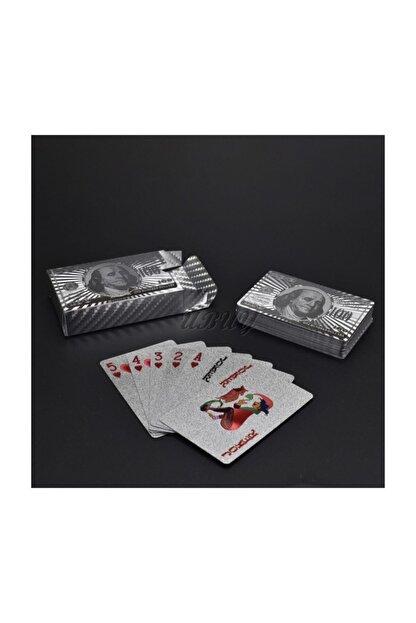 Zzn Poker Iskambil Oyun Kartları Kaplama Deste Kağıt Oyunu Seti