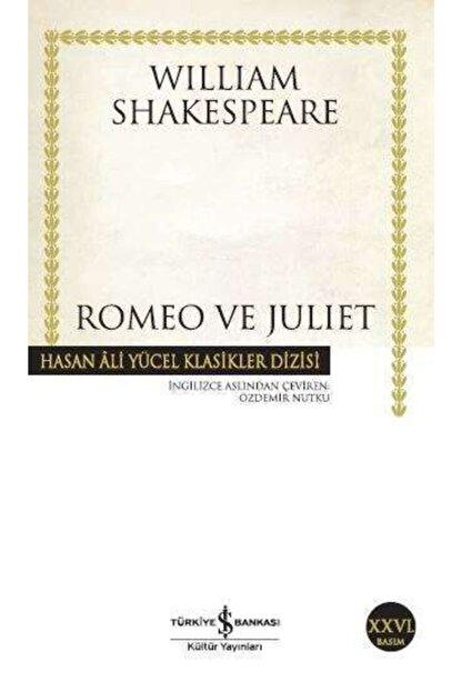 İş Bankası Kültür Yayınları Romeo Ve Juliet