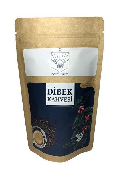 DEVE KAHVE Dibek Kahvesi 100gx5