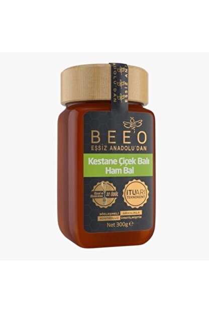 Beeo Kestane Balı (300 Gr)