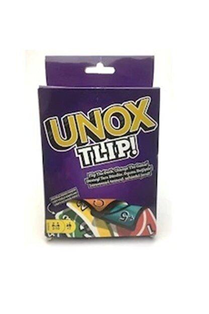 Unox Tlip Kart Oyunu Çift Yönlü