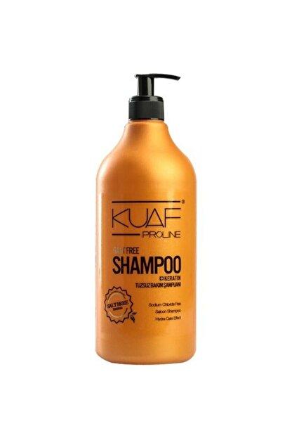 Kuaf Saç Keratin Bakımı Için Tuzsuz Sülfatsız Saç Bakımı Şampuanı 1000 Ml