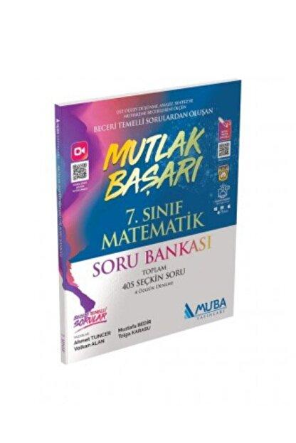 Muba Yayınları Mb 7.sınıf Matematik Soru Bankası