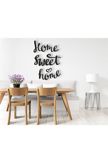 hayalevimahsap Home Sweet Home Duvar Tablo