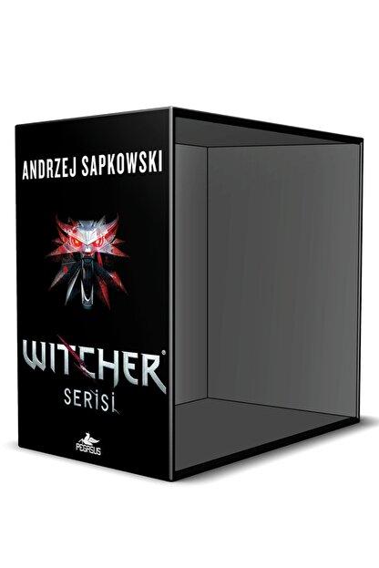 Pegasus Yayınları The Witcher Serisi Özel Set Kutusu 7 Kitaplık Kutu