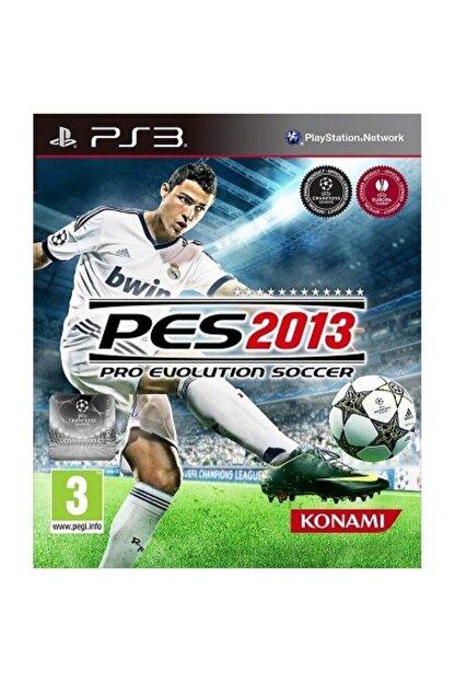 Konami Pes 2013 Ps3 Türkçe Oyun