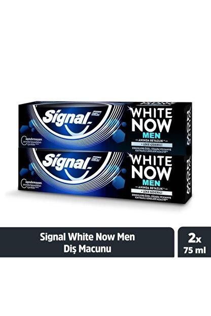 Signal Diş Macunu White Now Men 75 Ml X2