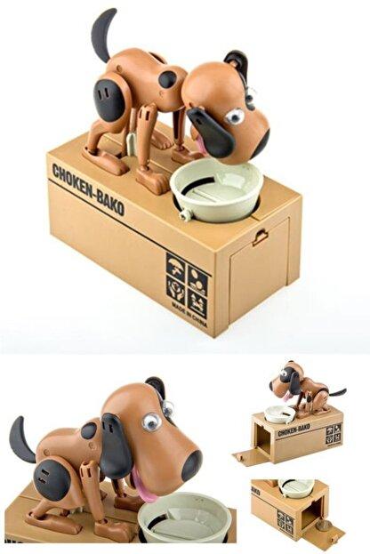 Viselia Choken Bako Para Yiyen Köpek Kumbara