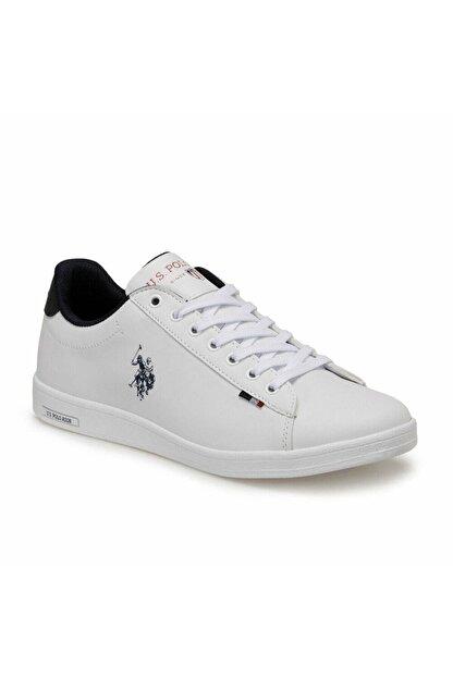 US Polo Assn Erkek Beyaz U.s.polo Assn.100548978 Franco Dhm Ayakkabı