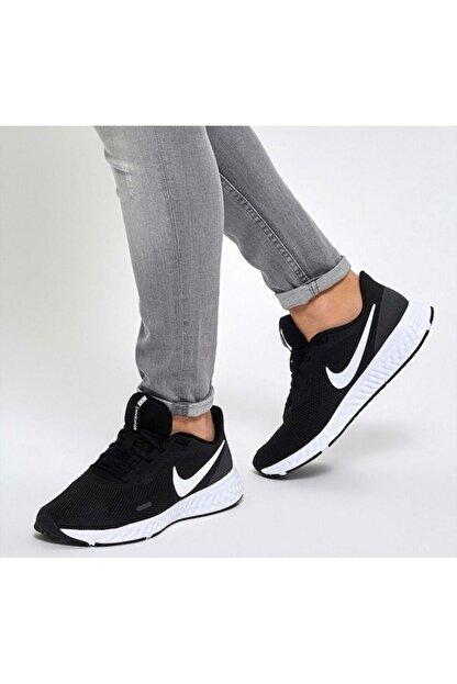 Nike Revolution 5 Erkek Siyah Koşu Ayakkabısı Bq3204-002