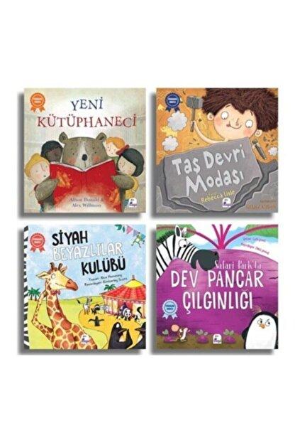 İndigo Kitap Pedagog Onaylı Uyku Vakti Hikayeleri Seti-2 (4 Kitap) - Indigo