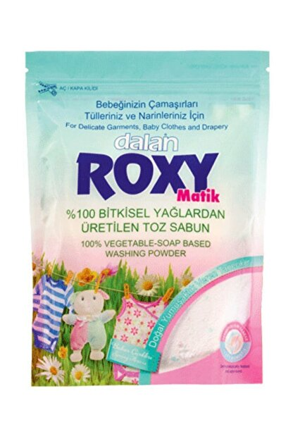 Dalan Roxy Matik Bahar Çiçekleri Sabun Tozu 2 kg