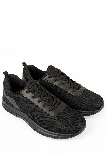 GÖNDERİ(R) Siyah Erkek Sneaker 34719