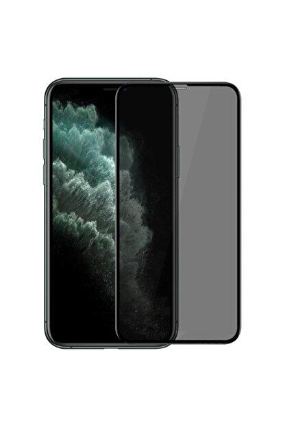 Telefon Aksesuarları Iphone 11 Pro Max (6.5'') Kavisli Gizlilik Filtreli Zengin Çarşım Hayalet Ekran Koruyucu