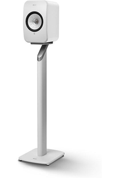 Kef S1 Lsx Hi-fi Hoparlör Için Yer Standı (beyaz)