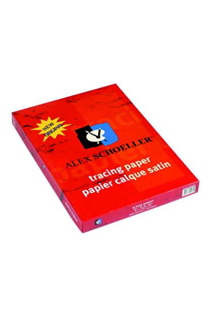 Alex Schoeller 35x50 Eskiz Kağıdı 50/55 gr 25 Li