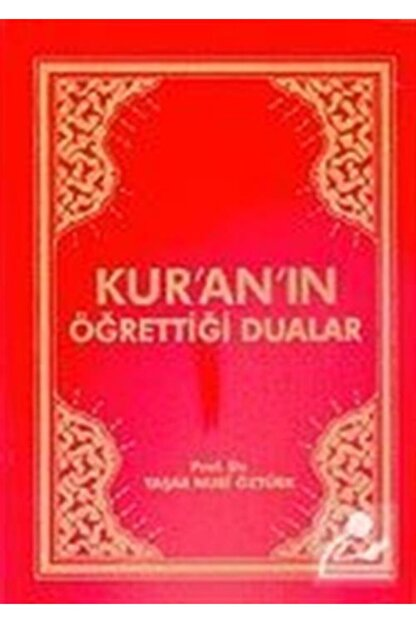 Yeni Boyut Yayınları Kuran'ın Öğrettiği Dualar (cep Boy)