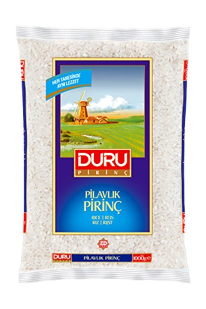 Duru Pilavlık Yerli Pirinç 1 kg