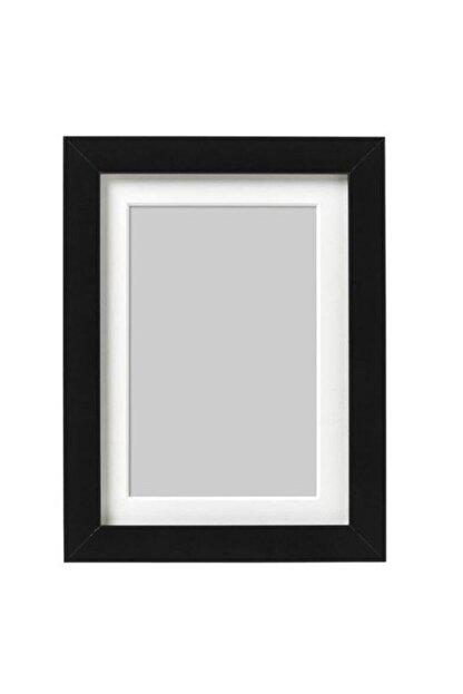Via Siyah Rıbba Çerçeve 13x18 cm