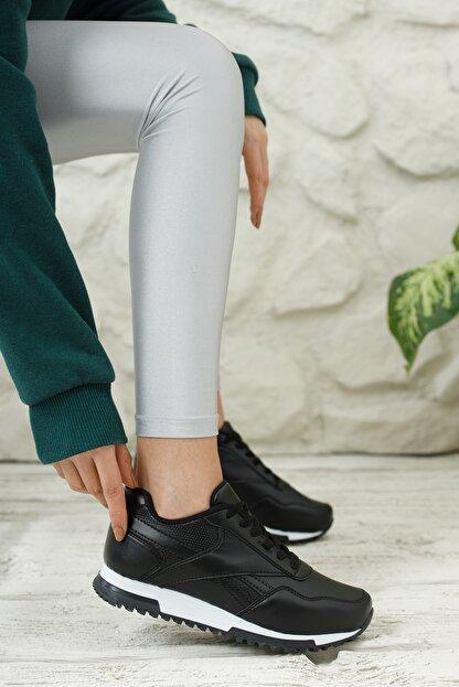 Moda Değirmeni Unisex Siyah Sneaker Ayakkabı Md1053-101-0001